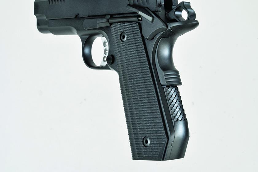 Ed Brown EVO KC9 LW 1911 9mm Pistol Grip