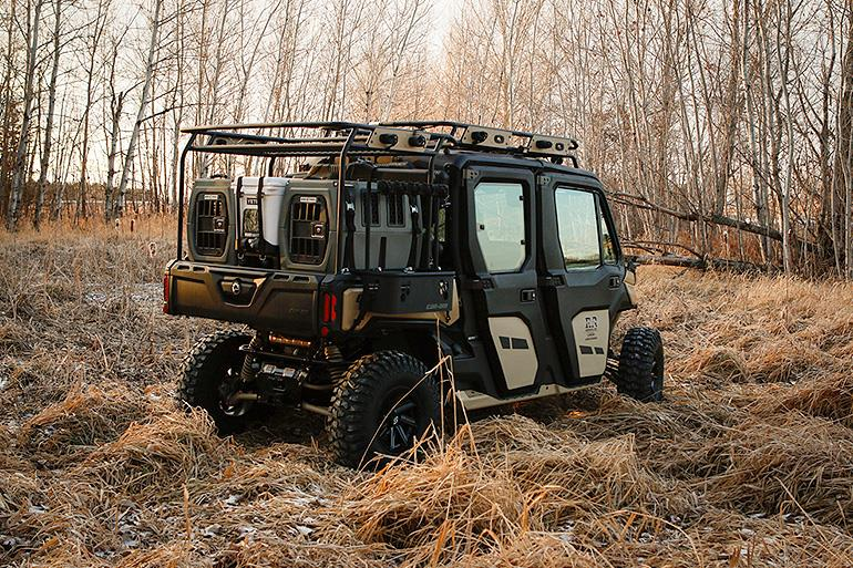 Can-Am Defender Max (Photo 4)