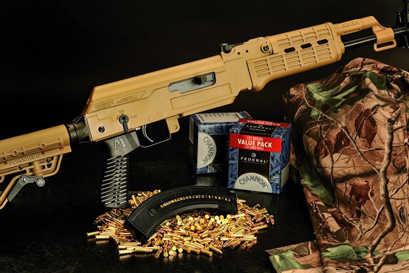 Mossberg Blaze-47 Semiauto Rimfire: Full Review of a Fun Gun