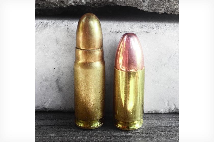 7.62x25 vs. 9mm Luger