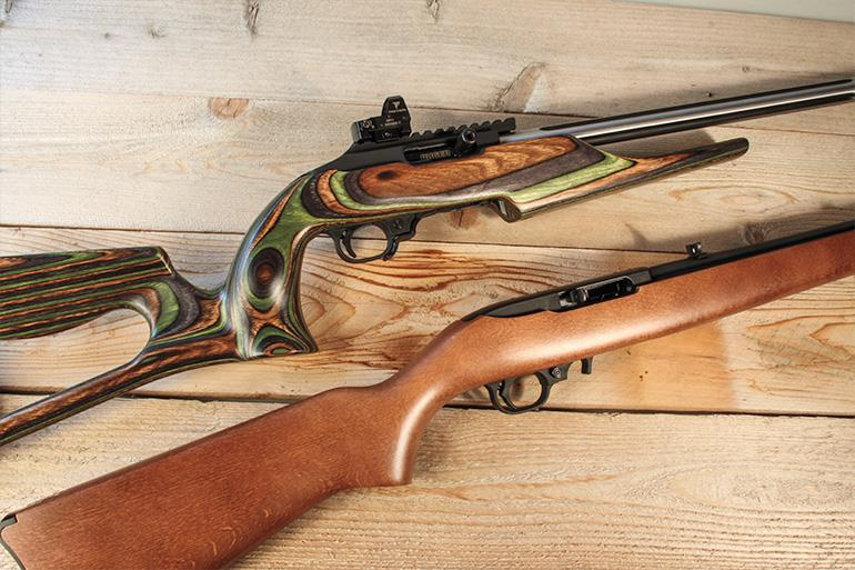 The iconic Ruger 10/22 .22 semiauto is not only still going strong but getting better with new upgraded models.