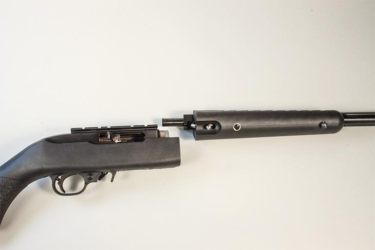 Ruger 10/22 Rimfire Takedown Rifle - 2