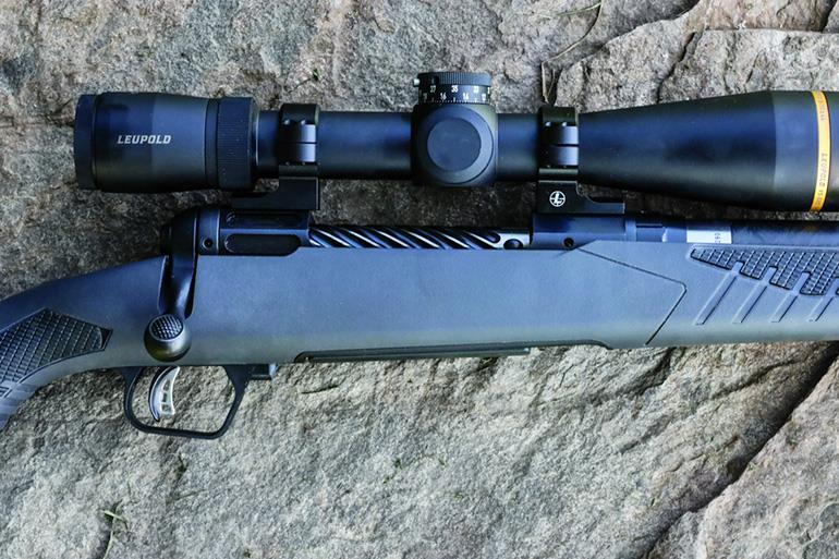 Savage 110 Ultralite Action