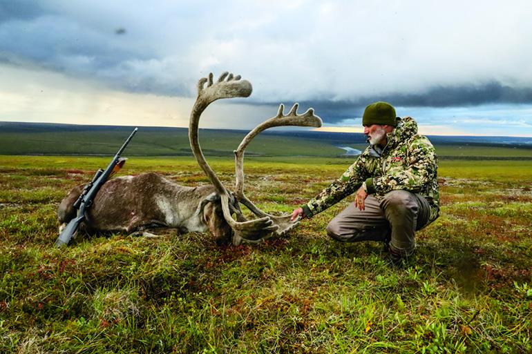 avage 110 Ultralite Perfect for Tough Hunts
