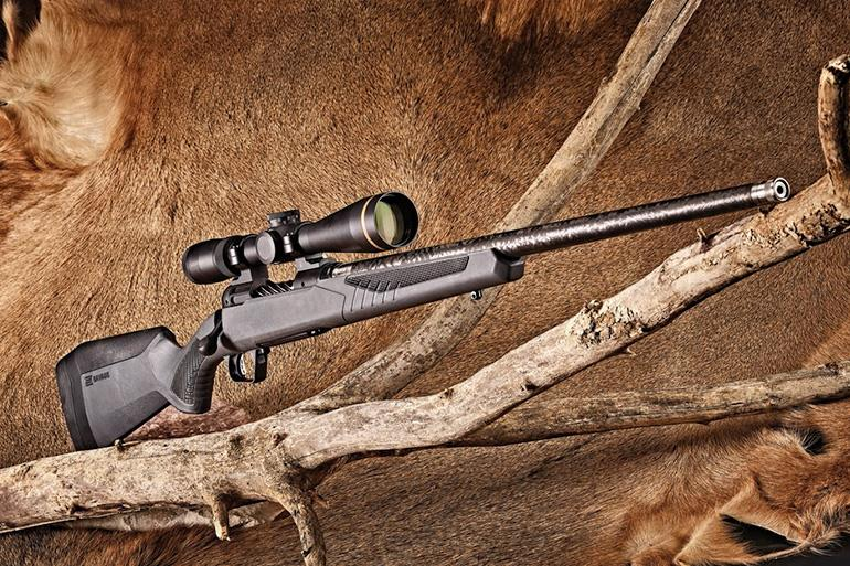 Full Review: Savage 110 Ultralite Rifle with Carbon-Fiber-Wrapped Barrel