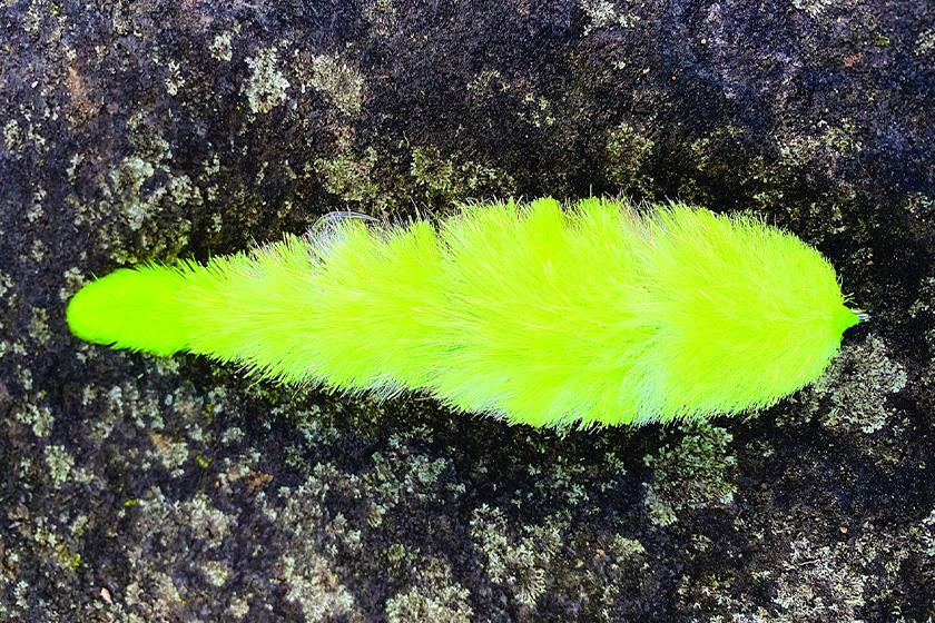 Fly Fishing for Snakeheads - Jerk Changer Fly