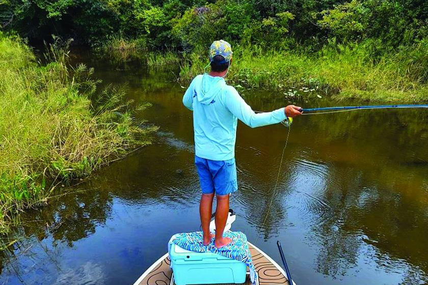 Fly Fishing for Snakeheads - Other Places to Look