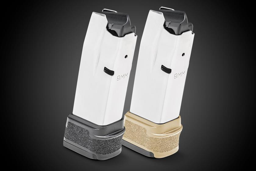 Pack 15 Rounds of 9mm with New Springfield Hellcat Magazine