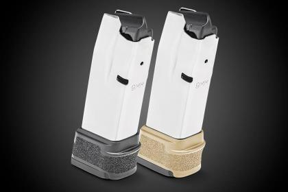 Springfield Armory has taken its small, high-capacity micro-compact 9mm Hellcat pistol and increased its ammo capacity with the new 15-round magazine.