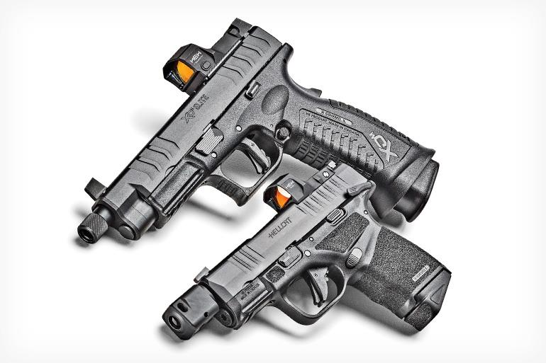 TRENDING: Springfield Armory Hellcat RDP 9mm & HEX Optics