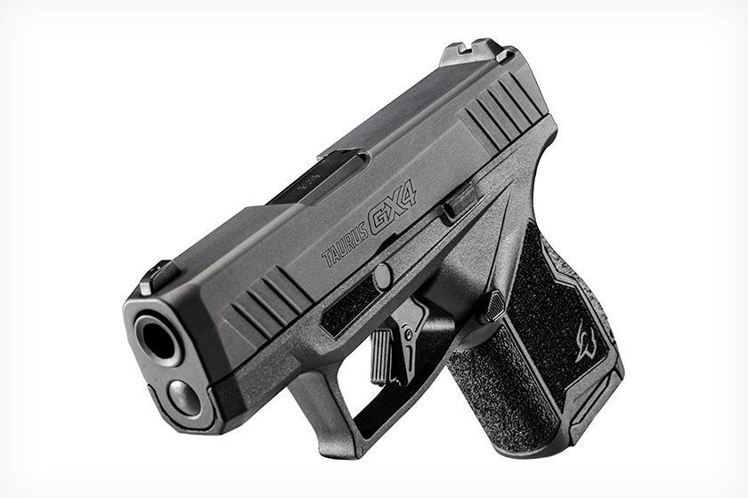 Taurus GX4 Micro-Compact 9mm Pistol - Top Left