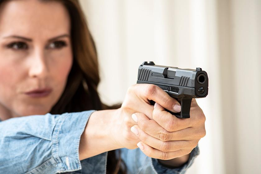 Taurus GX4 Micro-Compact 9mm Pistol - Ready to Defend