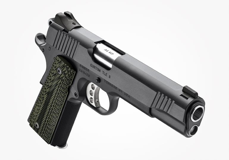 Top 10 Hunting Handguns of the Last 50 Years - Kimber 10mm