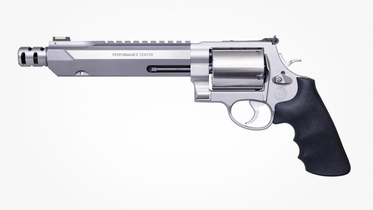 Top 10 Hunting Handguns of the Last 50 Years - Smith & Wesson X-Frame