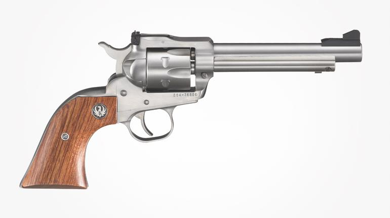 Top 10 Hunting Handguns of the Last 50 Years - Ruger New Model Single-Six