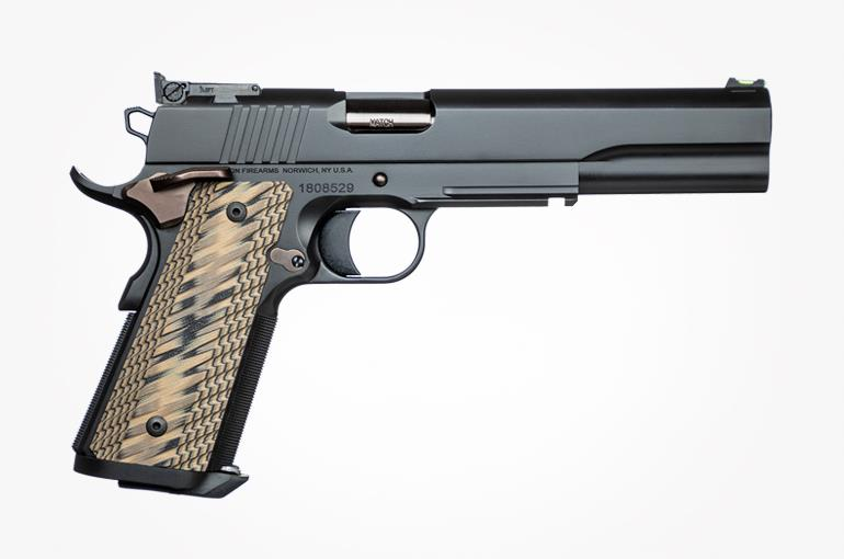 Top 10 Hunting Handguns of the Last 50 Years - Dan Wesson 10mm