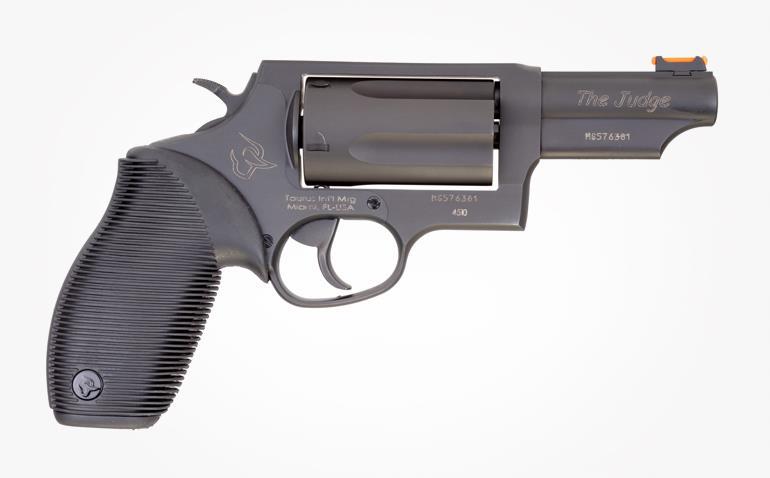 Top 10 Hunting Handguns of the Last 50 Years - Taurus Judge