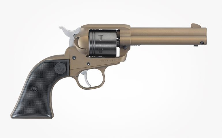 Top 10 Hunting Handguns of the Last 50 Years - Ruger Wrangler