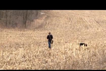 Quartering Drills has the goal of covering more ground and finding more sheds.