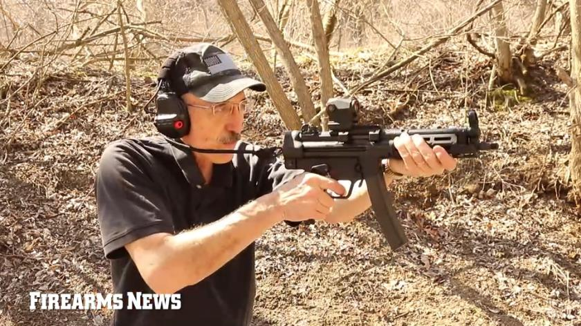 Patrick Sweeney reviews the HK SP5 pistol which is the semi-auto pistol version of the famous HK MP5 submachine gun! Be sure to check out his in-depth review in issue 9 which hits the newsstands on May 11, 2021!