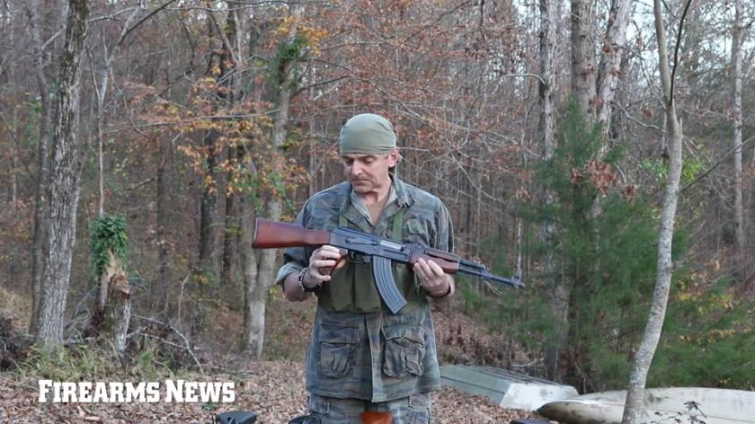 Dr. Will Dabbs reviews this special edition semi-auto AK from the late 1980s!