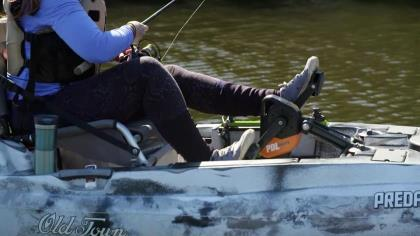 In this video we discuss the variety of pedal driven kayaks available on the market, how they can effect your kayak fishing experience and if a pedal drive is right for you.
