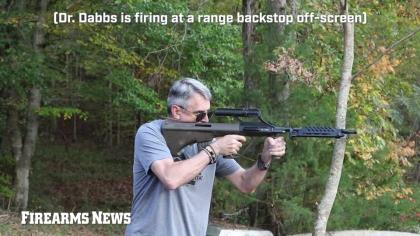 Dr. Will Dabbs gives you the background to one of the most interesting LMG versions of an assault rifle! Also, see his full review in Firearms News Issue#22, 2020.
