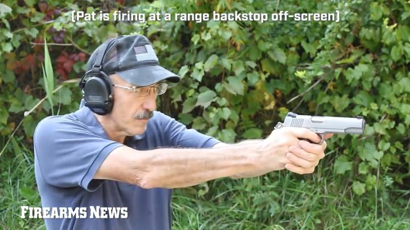 Pistol champion Patrick Sweeney takes a look at the 10mm 1911 pistol classic by Colt! Also, see his full review in Firearms News' 10mm Special Issue #23, 2020.