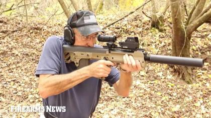 Patrick Sweeney reviews the Keltec RFB. Also, see his full review inFirearms News' Survival Guns Special Issue#24, 2020.