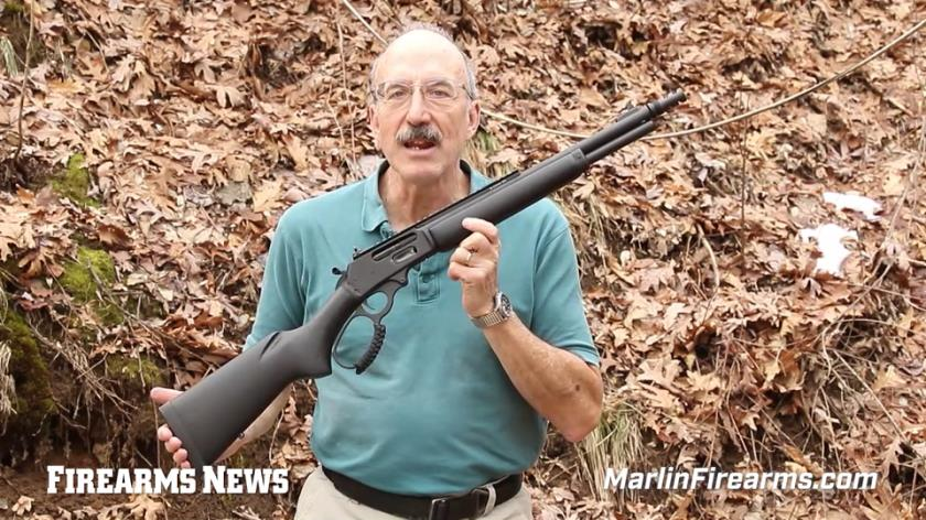 Patrick Sweeney tests the Marlin 1895 Dark Series lever-action rifle. Also, see his full review in Firearms News' #8, 2020.
