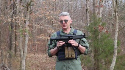 Dr. Dabbs tests the HK MP5 submachine gunand gives some insight into the terrorist incident that catapulted this SMG into the limelight. Also, see his full article inFirearms News Issue#6, 2021.