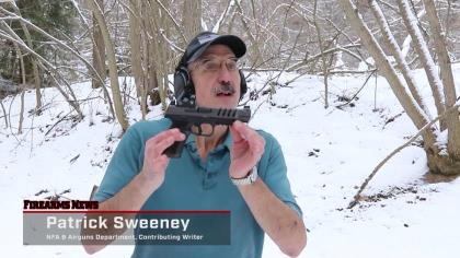 Competition pistol champ Patrick Sweeney reviews the FN509 LS Edgepistol. Also, see his full review inFirearms News Issue#6, 2021.