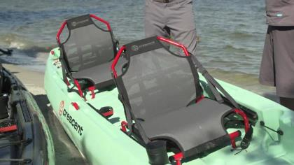 In this video we discuss the benefits of considering tandem kayak options, like the Crescent Crew, which can be ideal for families with small children or pets.