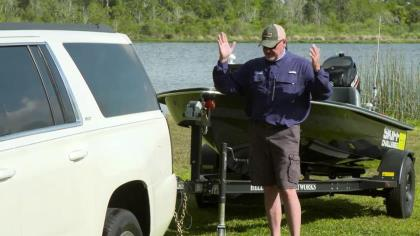 """Making a safe connection to your trailer is critical to safe towing. While not a complicated process, there are several important steps that must not be overlooked. In this episode of """"B&W Hitches: Tow Ready in 2,"""" Dr. Todd Kuhn addresses the importance of making the safe trailering connection and the steps involved to getting it right"""