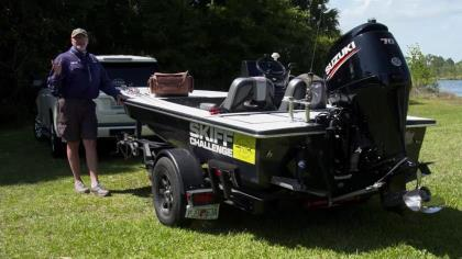 """Preparing a boat for towing is a straightforward process. Doing so correctly means attention to details in this checklist. In this episode of """"B&W Hitches: Tow Ready in 2,"""" Dr. Todd Kuhn addresses the steps needed to safely prepare your vehicle and boat for safe trailering."""