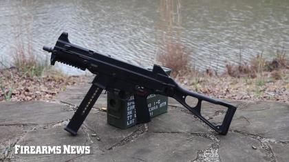 Dr. Dabbs tests the HK UMP submachine gun and gives some insight into the reasons behind this almost all polymer design. Also, see his full article in Firearms News Issue#9, 2021 which is on sale now.