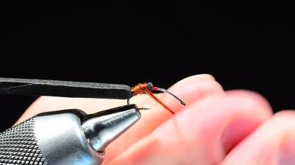 Charlie Craven shows how to tie the Fat Angie (ant) fly in this step-by-step video guide.
