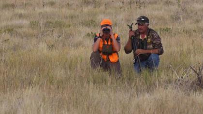Associate editor Kali Parmley is on her first big game hunt for PHTV. As if that didn't create enough stress, she's teamed with CZ-USA's Jason Morton, who always creates some kind of ruckus in camp. Join them as they stalk pronghorn on the high plains for Colorado and see what happens for yourself.