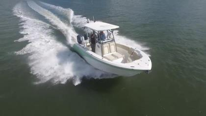 The guys take a look at some offshore boats that'll accommodate whatever your needs are.