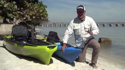 In this video we discuss how hull design effects your kayak fishing experience and what you should look for when picking out a kayak.