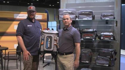 The Atlas, winner of the ICAST 2021 Best of Category Award for Tackle Management, is jam-packed with features perfect for shore and small-boat anglers. With Plano's Chris Russell and In-Fisherman's Thomas Allen at ICAST 2021 in Orlando.