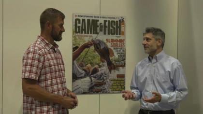 Game & Fish Editorial Director Adam Heggenstaller talks with Jim Curcuruto about the vision of Outdoor Stewards of Conservation. At ICAST 2021 in Orlando.