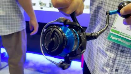 Florida Sportsman editor Jeff Weakley joins Marc Mills of Diawa to discuss the latest reels from Daiwa and how anglers are adapting them for saltwater and freshwater use in Florida. We tackle the Lexa-TW baitcaster, the new Saltist MQ spinning reel, and the Saltiga 2-speed. See daiwa.us for more info.