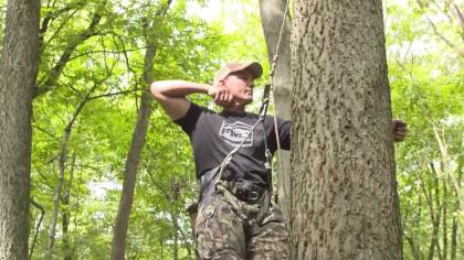 Most of these saddle options are offered in kit form with lineman and tree tether ropes plus carabiners, some with MOLLE-attached storage pouches for ropes, aider, drink and accessories.
