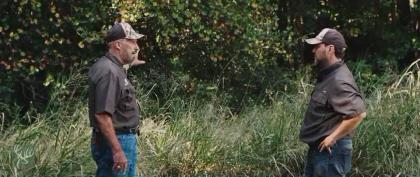 """Wildlife Management expert Dr. James Kroll, AKA """"Dr. Deer,"""" and Landscaping expert Jonathan Judice show you how to set up the soft edge deer want, including what type of grass to use."""