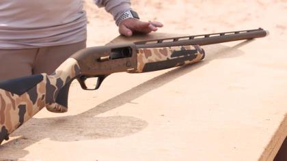 John Taran and Shaundi Campbell talk about the Maxus II from Browning and where autoloading will go in the future with Browning guns.