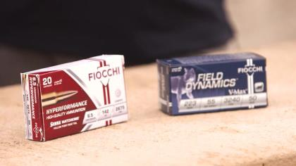 Fiocchi does more than their shotgun shells! David Draper is with Christian Hogg to hear about their new facility and their growing ammo line.