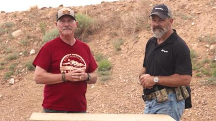 Kevin Steele and Buck Buckner are talking about simplifying whitetail hunting by using red dot sights.