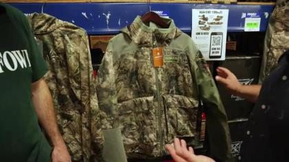 A sneak peek at the upcoming waterfowl camouflage from Nomad Outdoor.