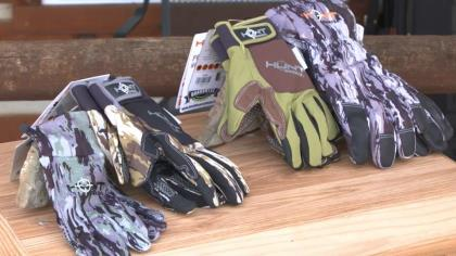 In this 1st episode of six, hosts Haynes Shelton and Laden Force give an exclusive first look to the Hunt Monkey glove line, a new specialty hunting glove and accessory manufacturer. Hunt Monkey is an extension of the well-established Fish Monkey glove company that has successfully taken the fishing marketplace by storm over the last 5 years by producing specialized products for commercial fisherman, professional fisherman, deckhands and guides. The duo shed light on the strategy, features and designs that are sure to make Hunt Monkey a strong player for the whitetail world.